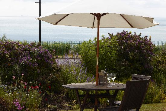The Clifton: Relax in our garden