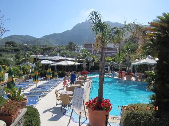Sorriso Thermae Resort & Spa: Rilassante