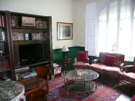 Viladrau, Spanien: Sala de estar comunitaria