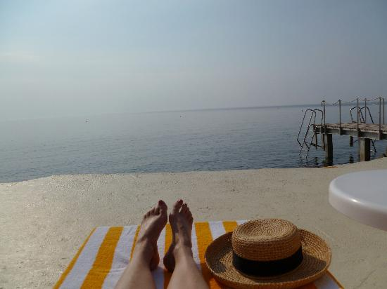 Hotel Il Pellicano: it does not get any better than this!