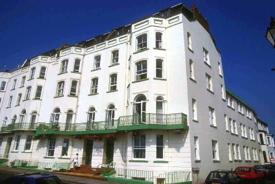 Front Of Hotel The Clarence House Tenby Reviews Photos Price Comparison Tripadvisor