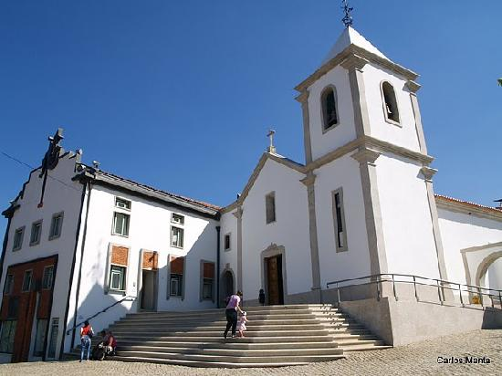 Chacim, Portugal: Main Entrance (by the church)