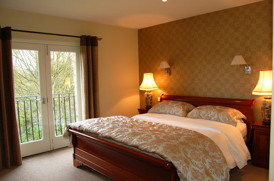 Castledawson, UK: Executive Room Overlooking the Rive Moyola The Inn Casteldawson