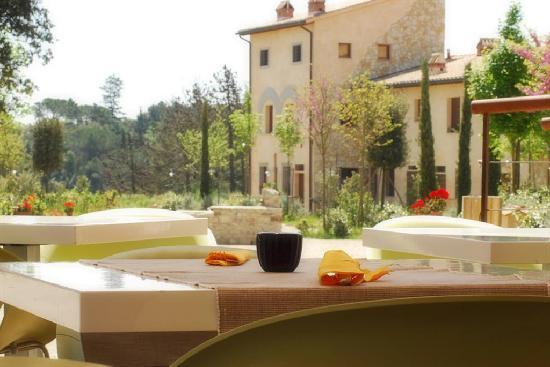Borgo la Fornace: borgo