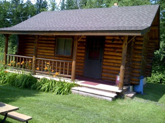 Cabin 1 at Brule River Classics
