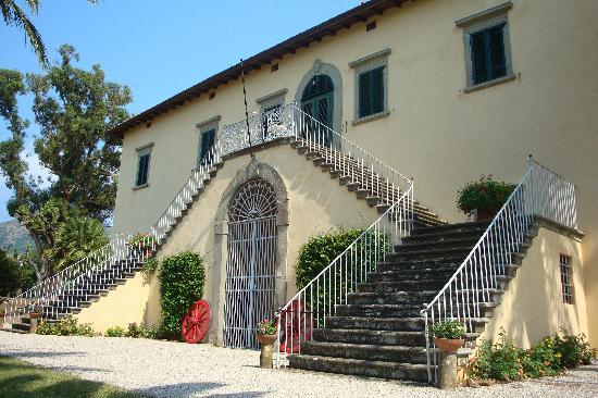 Agriturismo Tenuta La Chiusa : La Villa del 1700