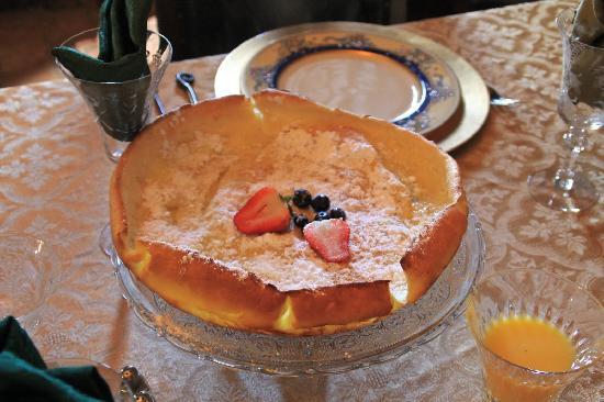 Olivia Mansion: German Pancake
