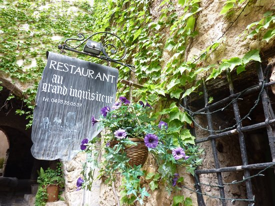 Au Grand Inquisiteur : Lovely place to eat
