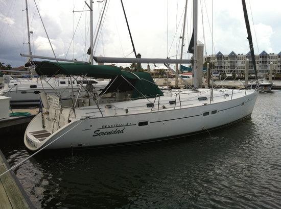 Marco Sailing - Serenidad Public Sailing Cruises