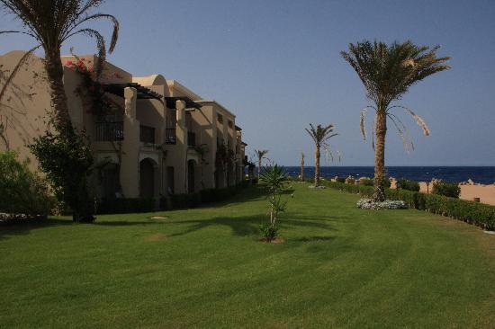 TUI MAGIC LIFE Kalawy : Block mit Blick zum Meer