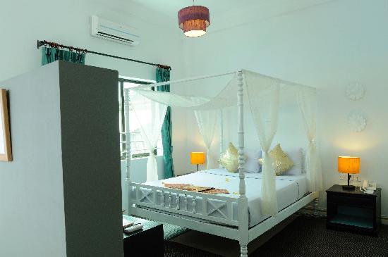Frangipani Villa Hotel II: Deluxe Garden View