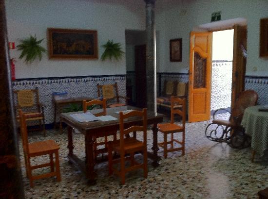 Casa Amalia: entrada