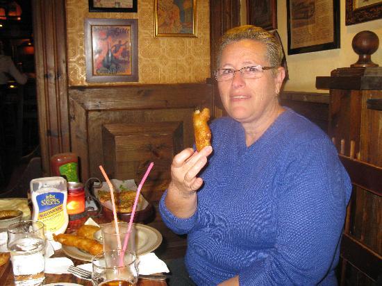 Fat Harry's Pub: Fish&Chips@Fat Harrys