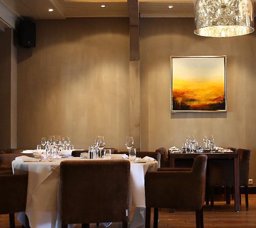 Suitehotel Restaurant Posthoorn: Restaurant (Michelin Star)