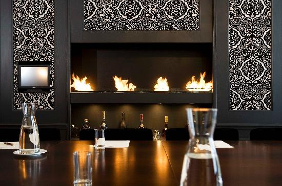 Suitehotel Restaurant Posthoorn: Private Dining (Michelin Star Restaurant)