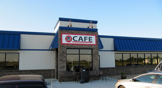 Tower City, ND: Tower Travel Center Cafe