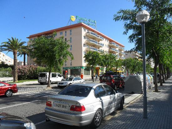 Apartamentos Pineda Park: Сергей