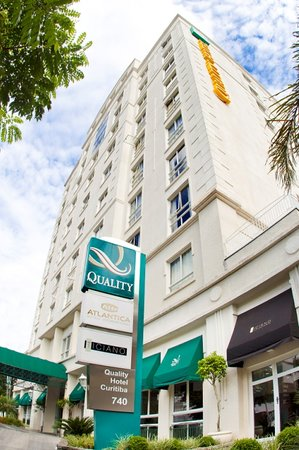 Quality Hotel Curitiba hotel in Curitiba, Brazil