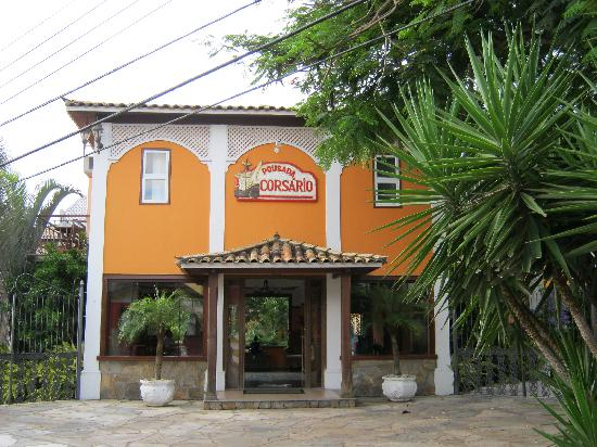 Pousada Corsário Búzios: hotel