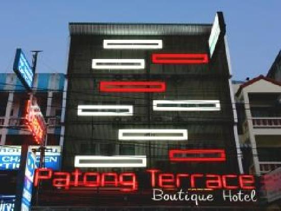 Patong Terrace Boutique Hotel : Patong Terrace  Boutique hotel