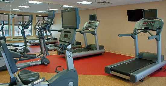 Residence Inn Cleveland Beachwood: Updated Fitness Center for your Cardio Needs