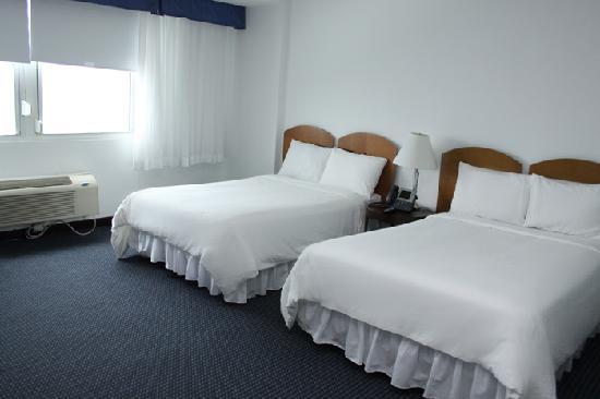 San Juan Beach Hotel: Doubles