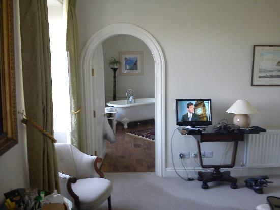 Pentillie Castle: Quality Room