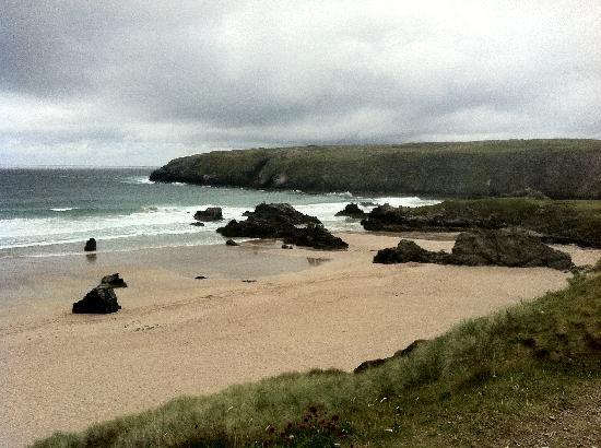 Wild Orchid Guest House: durness beach