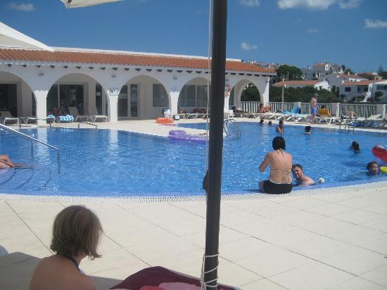 Siesta Mar I: Pool view at Playa Azul