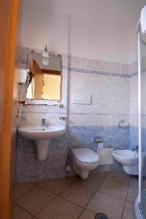 Hotel L'Approdo: bagno