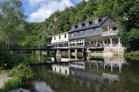 Dirbach, Luksemburg: the hotel