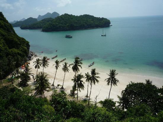 Island Cruises Sailing: South Sea feeling,