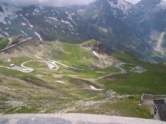 Tirol, Austria: Le curve