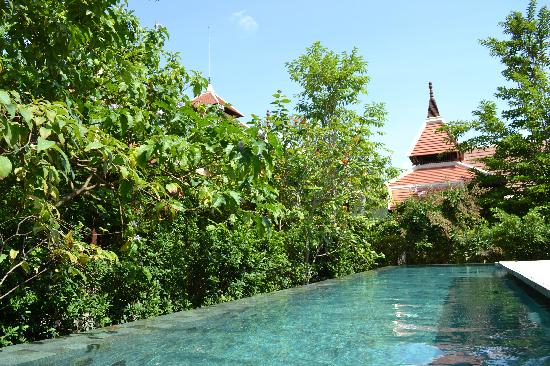 Siripanna Villa Resort & Spa: The Pool