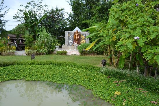 Siripanna Villa Resort & Spa: The Garden
