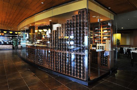 Brasa Brazilian Steakhouse: Brasa's Wine Room