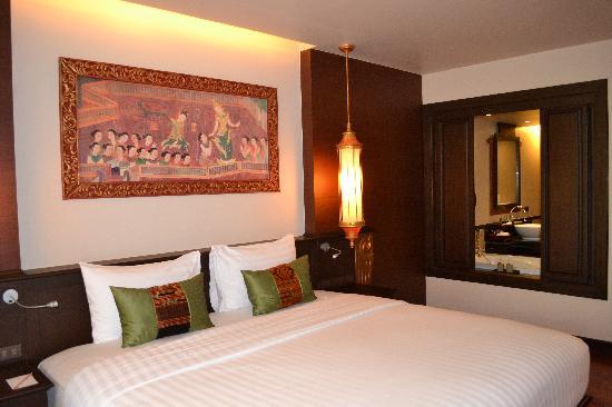 Siripanna Villa Resort & Spa: The Room