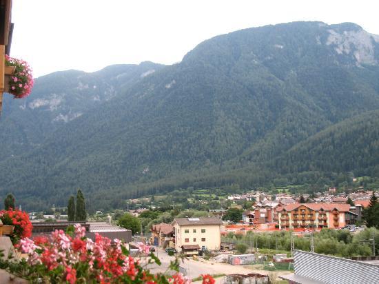 Hotel Vittoria: Vista dal balcone della camera