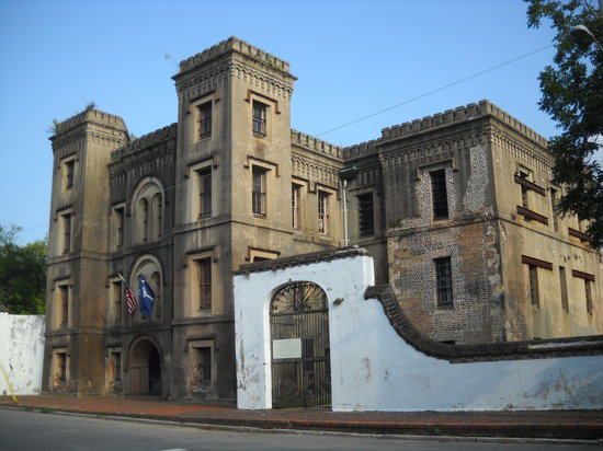 Charleston, SC: Old Jail