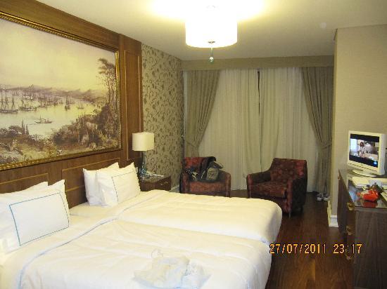 Neorion Hotel: habitación
