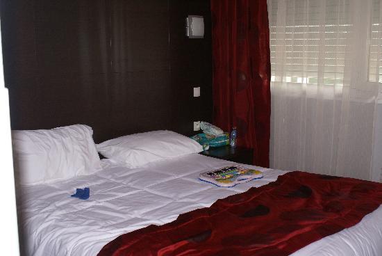 Atlantic Hotel: magnifique cette chambre