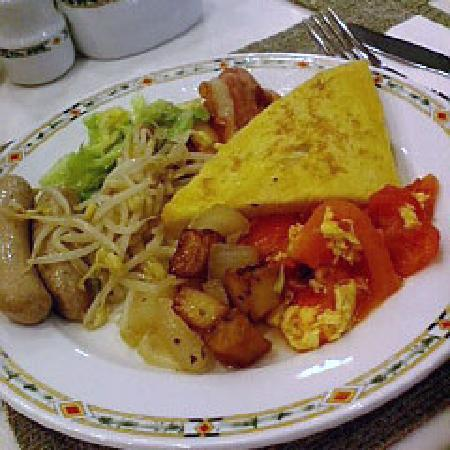 Plaza Hotel Beijing: Beijing Plaza Hotel (船舶重工酒店) 朝食