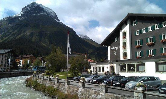 Hotel Arlberg Lech: Hotel Arlberg