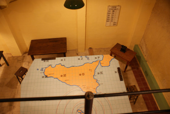 Lascaris War Rooms (Britse HQ tijdens WOII)