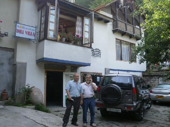 Dili Villa Guesthouse: Our home in Dilijan