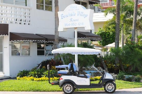 Lauderdale by the Sea, FL: Resort Transportation