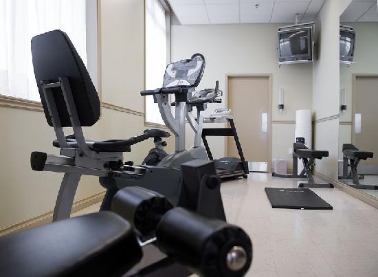 Drummondville, Canada: Fitness room