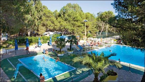 Gagliano del Capo, Italien: piscina