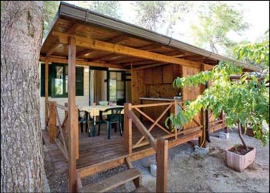 Gagliano del Capo, Italien: bungalow