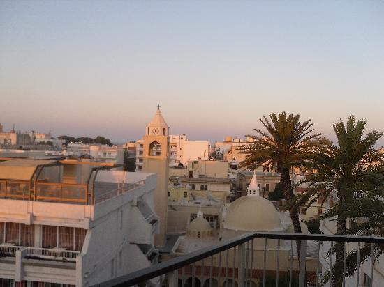 Esperia Hotel: View